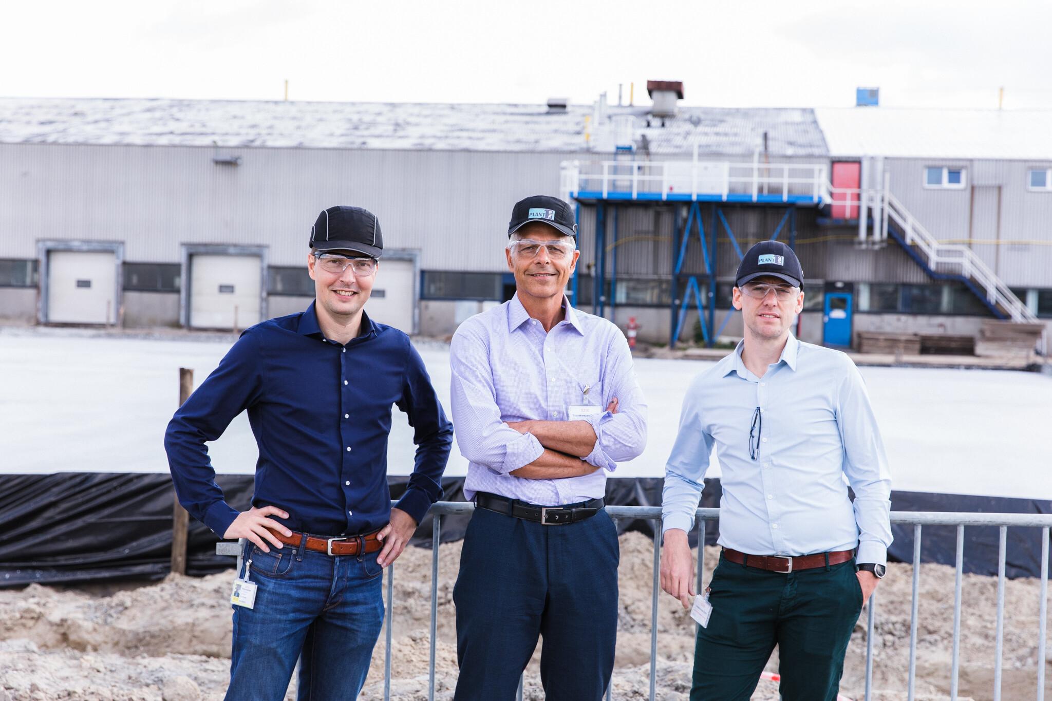 Sander, Michiel & Joeri